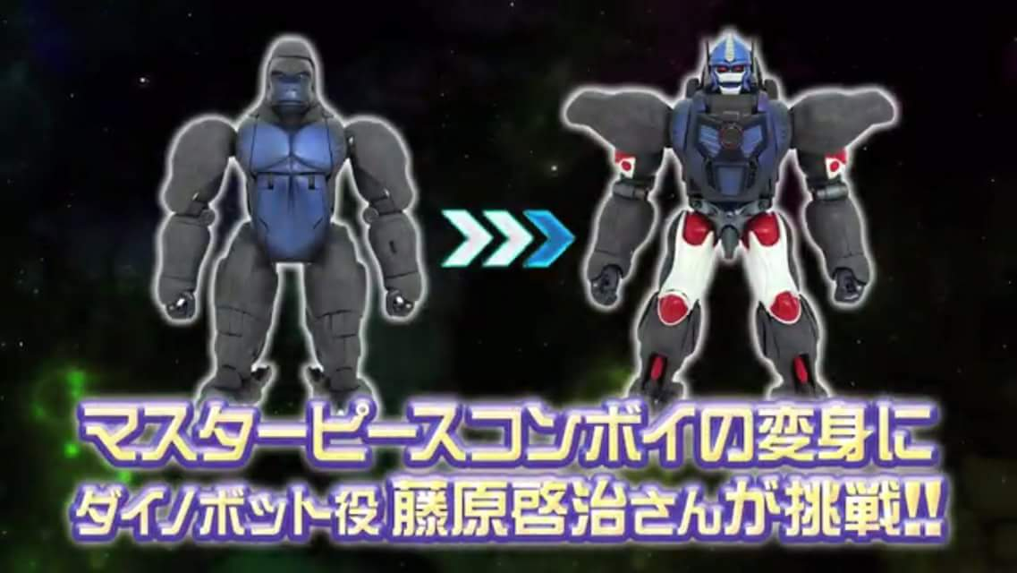[Masterpiece] MP-32, MP-38 Optimus Primal et MP-38+ Burning Convoy (Beast Wars) - Page 2 Zk1nGLcp