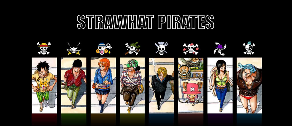 One Piece ~Piratas Rol~