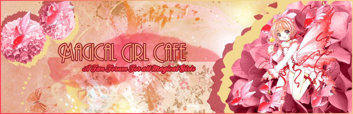 Magical Girl Cafe