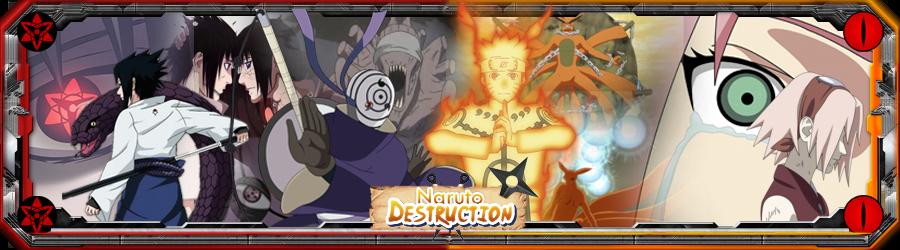 Naruto Destruction