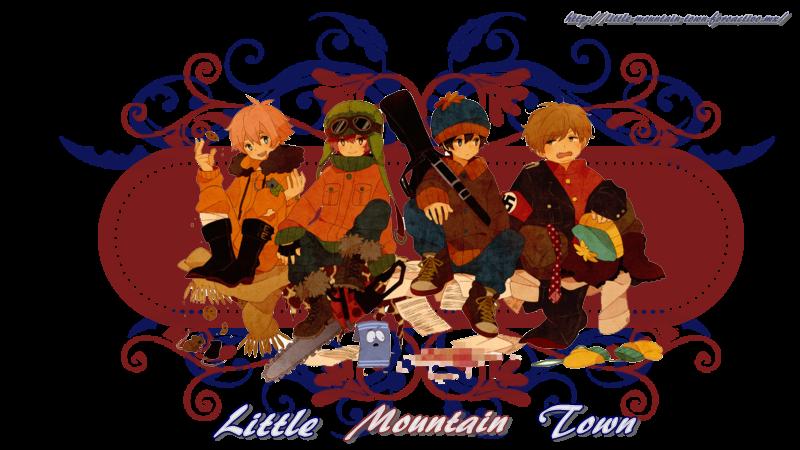 Little Mountain Town