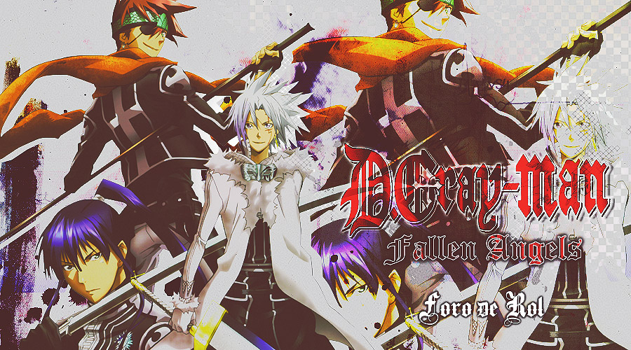 D.Gray-man: Fallen Angels