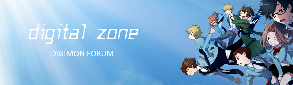 Digital Zone • Digimon Forum