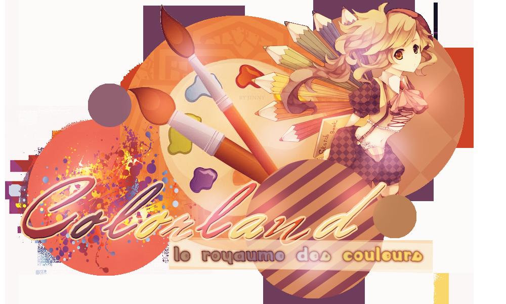 Colorland - forum de colorisation