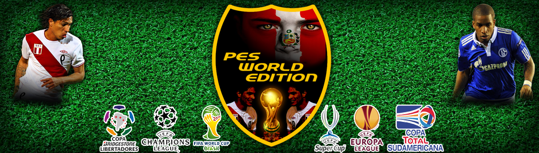 .:: Pes World Edition ::.