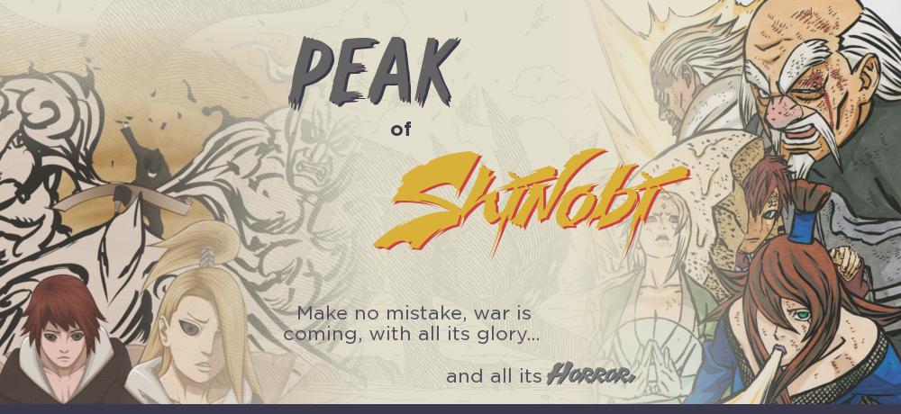 Peak Of Shinobi