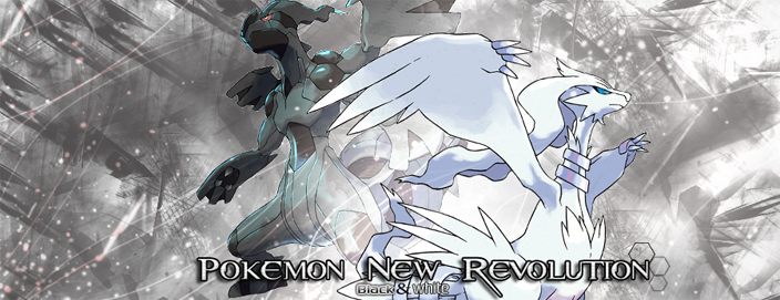 Pokémon New Revolution