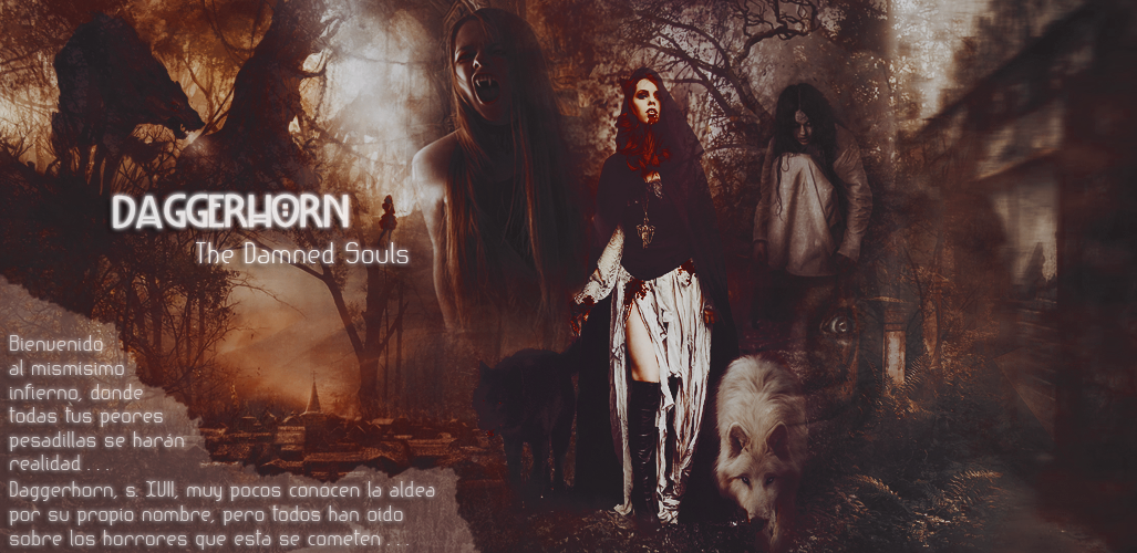 Daggerhorn: The Damned Souls