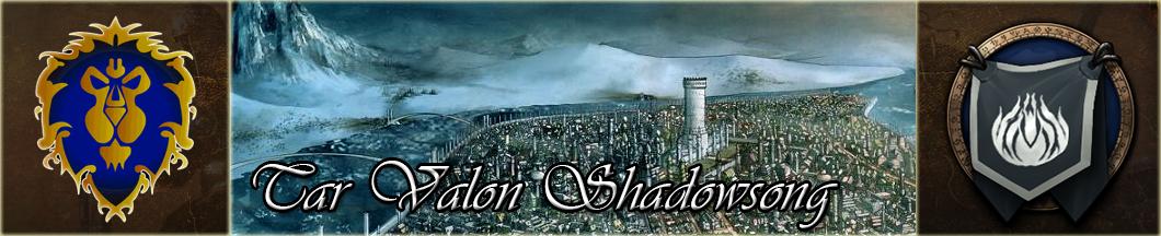 Tar Valon Shadowsong