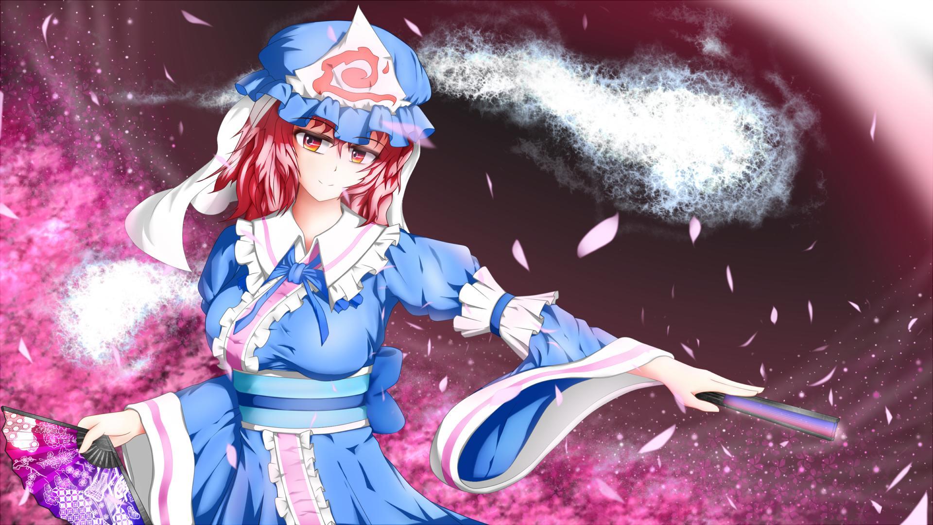 [Gallery] Yuriniel - Sumizome Sakura - Hang Ma MOx3ji0