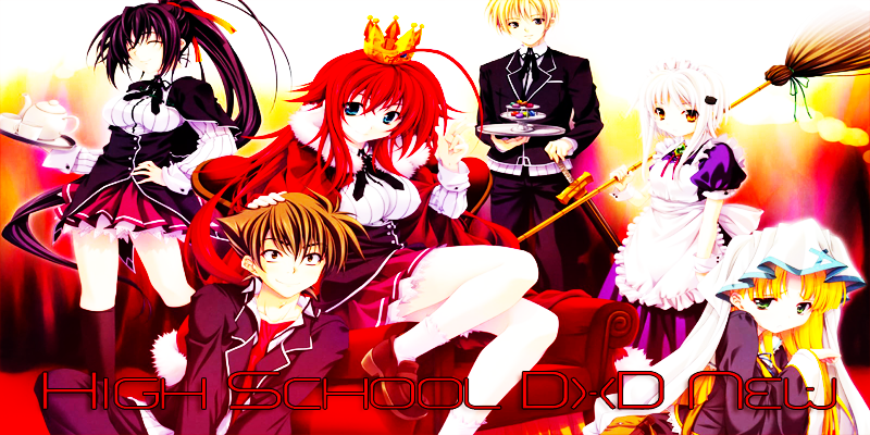Highschool DxD New Forum RPG