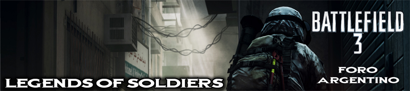 Legends of Soldiers