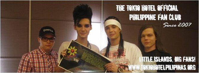 Tokio Hotel Pilipinas