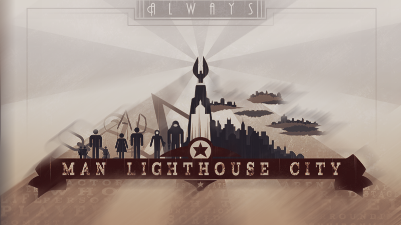 The City of Rapture (and Columbia!)