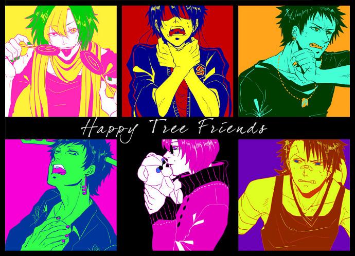 HappyTFriends