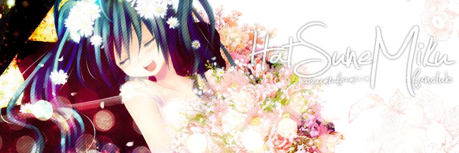 Hatsune Miku Fan Club
