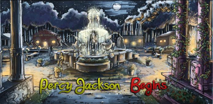 Percy Jackson Begins