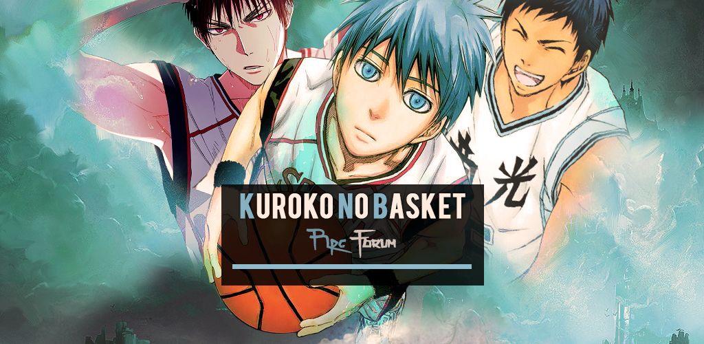 Kuroko no Basuke RPG
