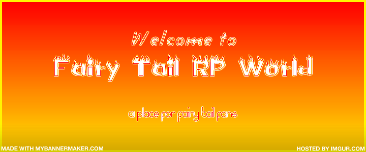 Fairy Tail RP World