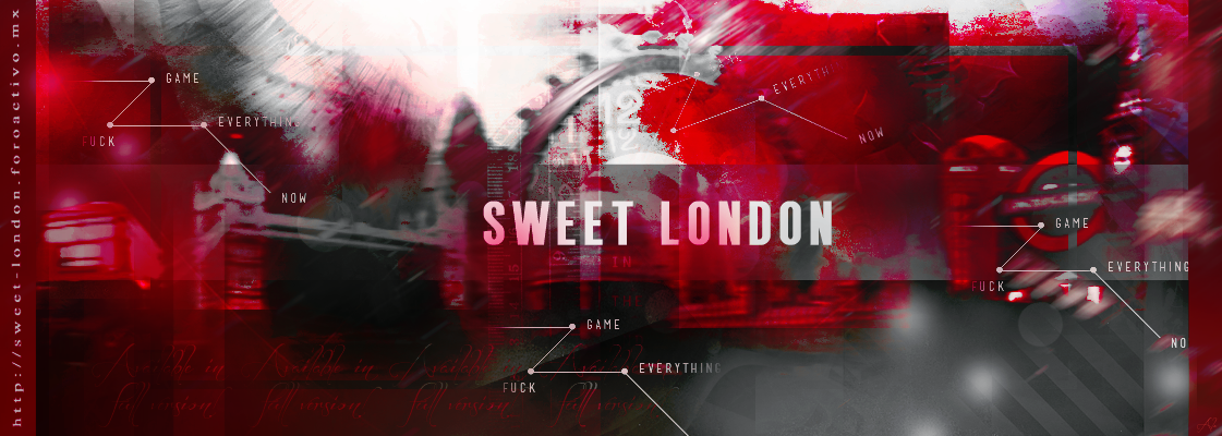 Pruebas para Sweet London