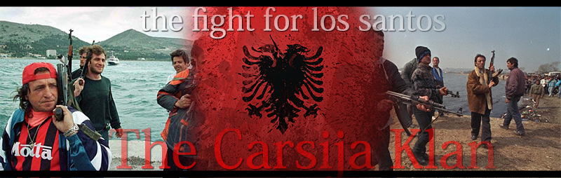 THE CARSIJA KLAN - ROLEPLAYIT