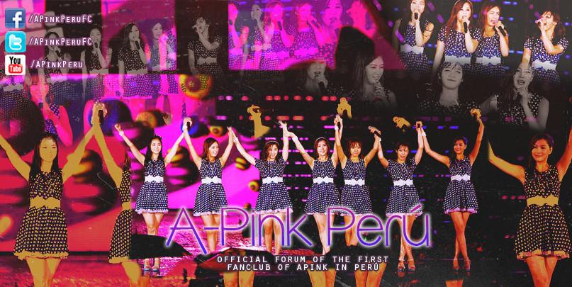 ________ APink Perú Fc ♔ FWIB9