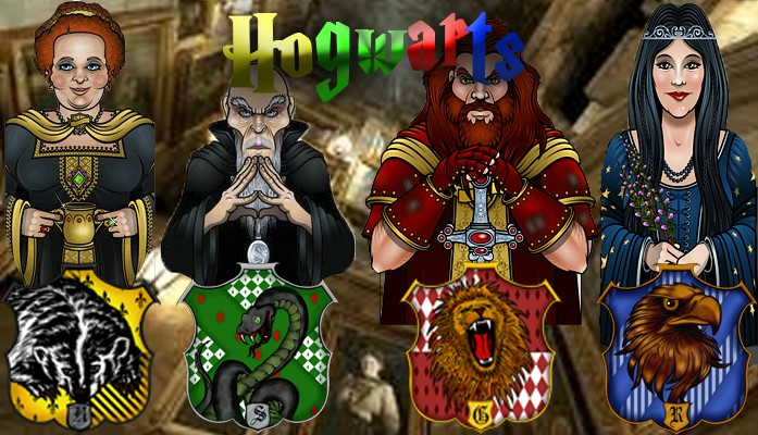 The New Hogwarts Generation