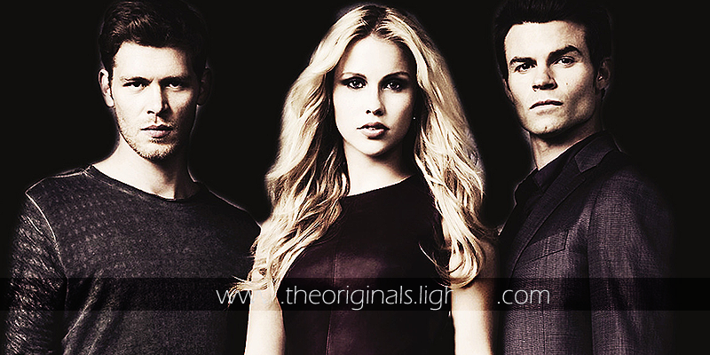 THE ORIGINALS/THE VAMPIRE DIARIES