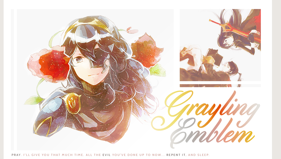 Grayling Emblem