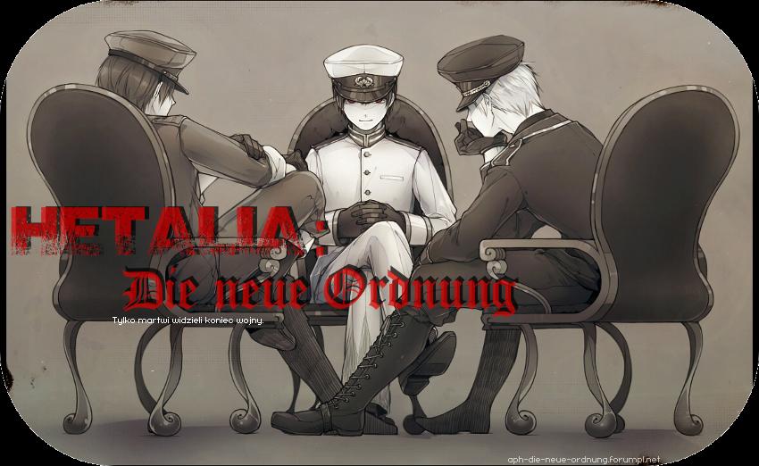 Hetalia: Die neue Ordnung