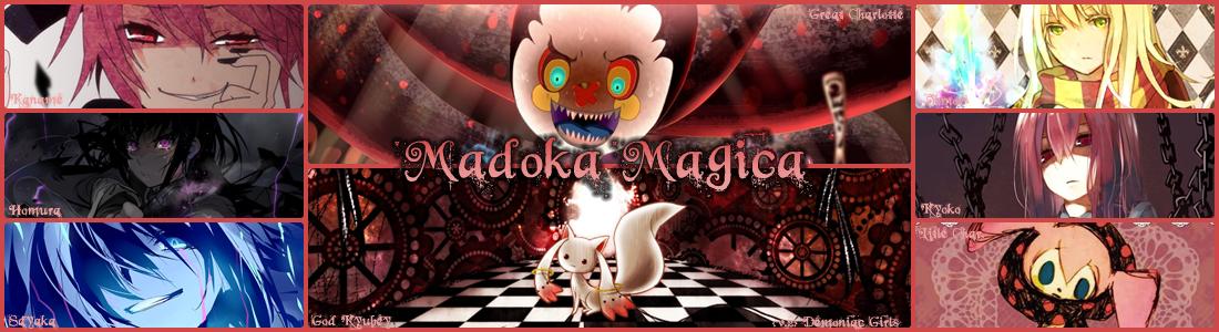 Madoka Magica RPG