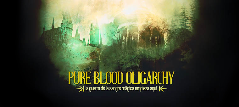 Pure Blood Oligarchy