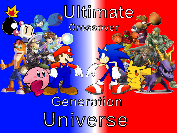 Ultimate Crossover Generation Universe