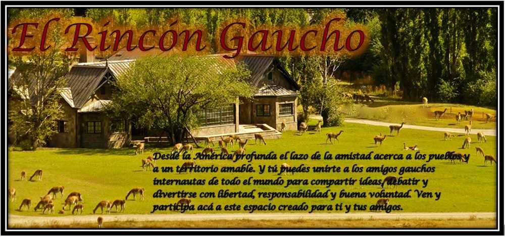 El Rincon Gaucho SObhdrL