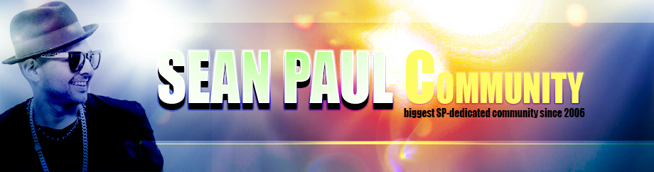 Sean Paul Community (Dancehall Reggae Artist Dedicated Forum)