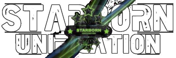 Alianza STARBORN - UNIFICATION