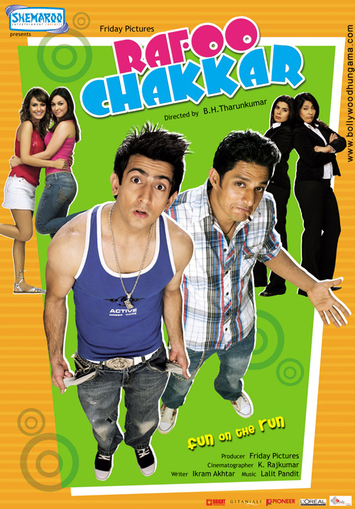 Rafoo Chakkar - Fun on the Run - 2008 - WATCH ONLINE Rafoochakkar