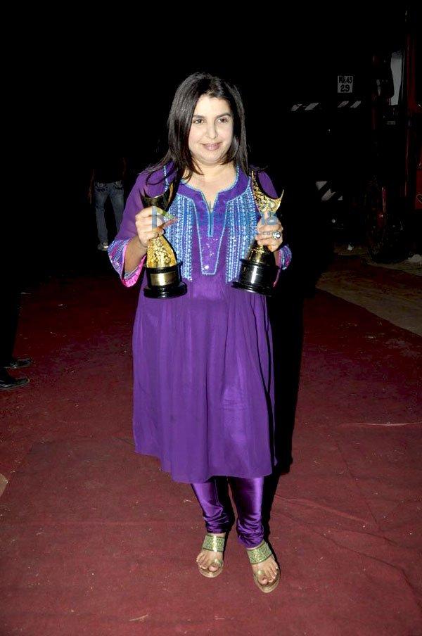 imágenes de algunos de los ganadores e invitados Awards 2011 Still31