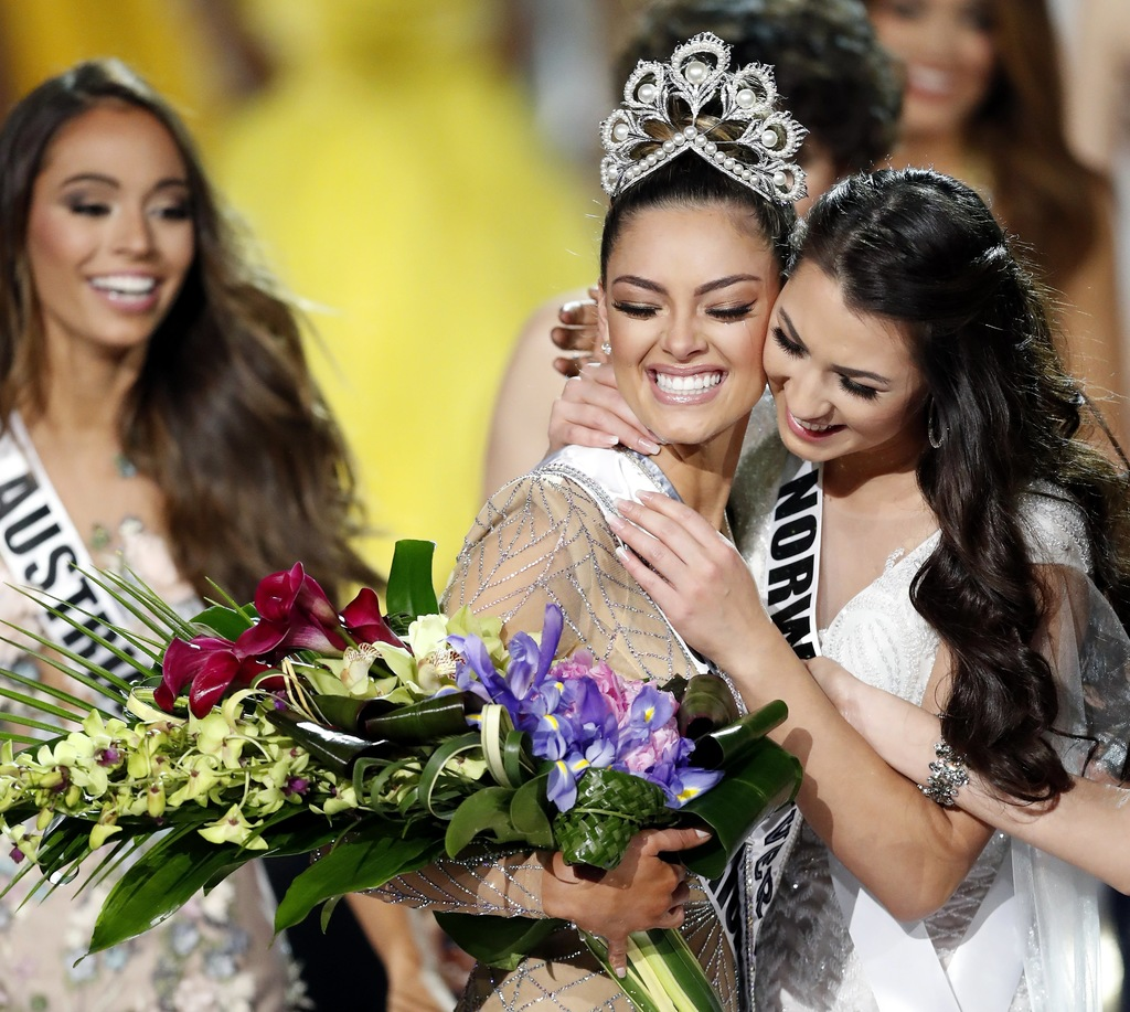♔ The Official Thread of MISS UNIVERSE® 2017 Demi-Leigh Nel-Peters of South Africa ♔ 00070TLT5I549WS8-C322
