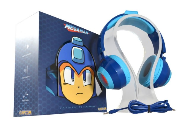 Casque audio Megaman Mega-man-x-collection-pho-575a93c9df384