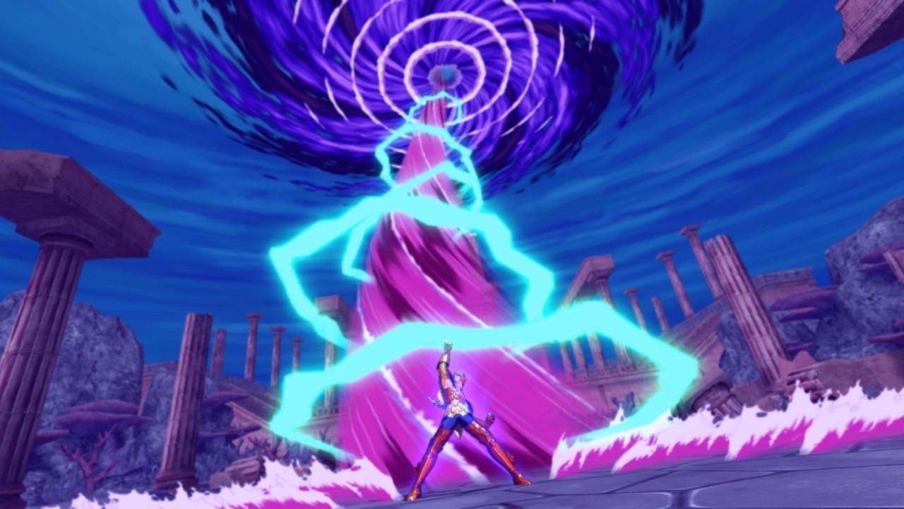 Saint Seiya  (Les Chevaliers du Zodiaque ) dans les jeux vidéo. Saint-seiya-brave-soldi-521f230747cd9