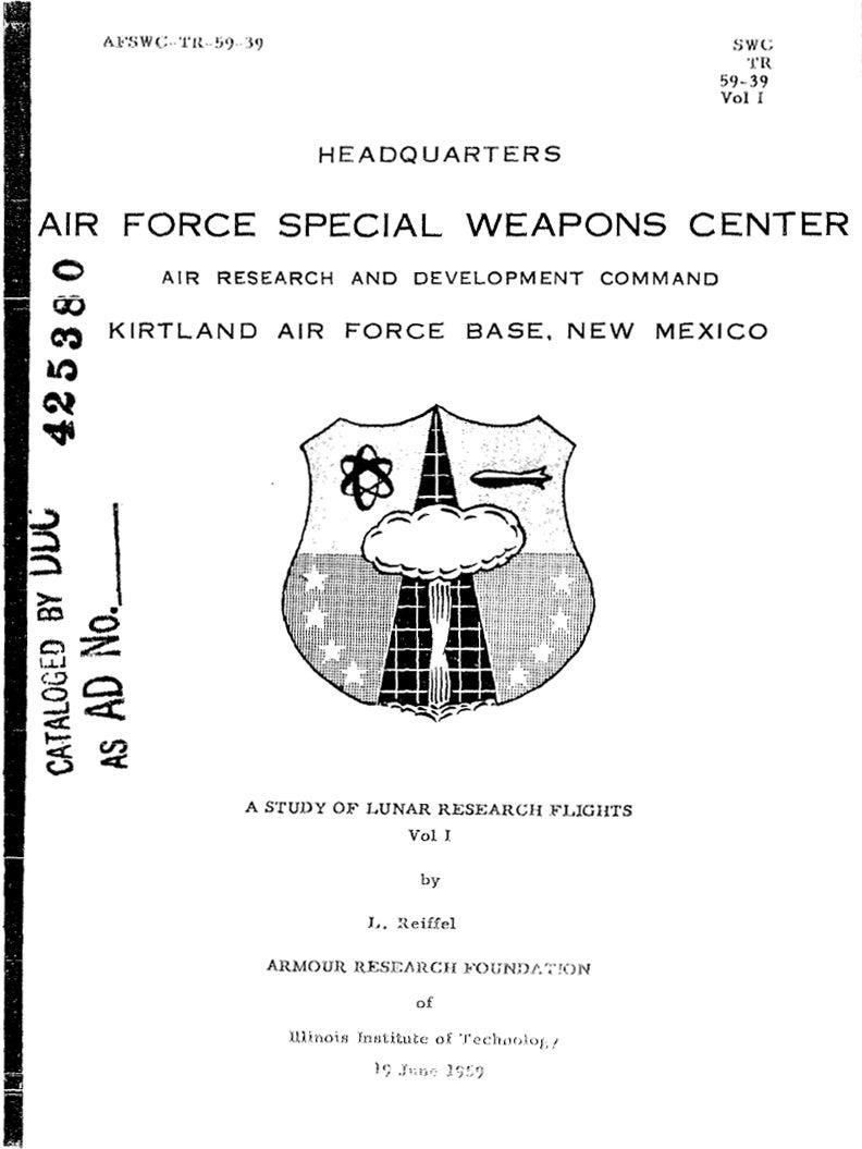 Proyecto A119: así fue como Estados Unidos pensaba detonar una bomba nuclear en la Luna C6g6n4tgizzweqfdbk3f