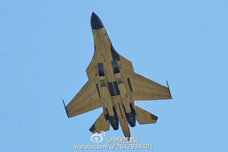 اول ظهو للسو 34 الصينية (الاستنساخ الصيني) 1494551171129805892