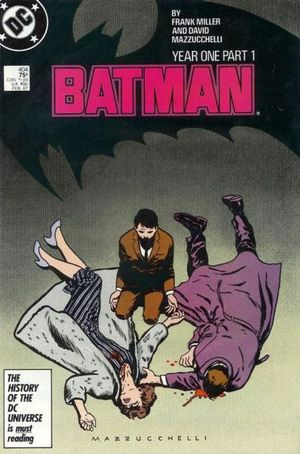 10 Comic Book DEATHS That (Mostly) Still Matter Batman-year-one-bruce-parents