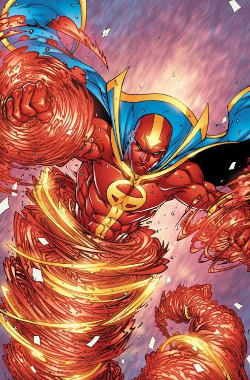 [Series] SUPERGIRL ahora en CW - Página 7 Redtornado