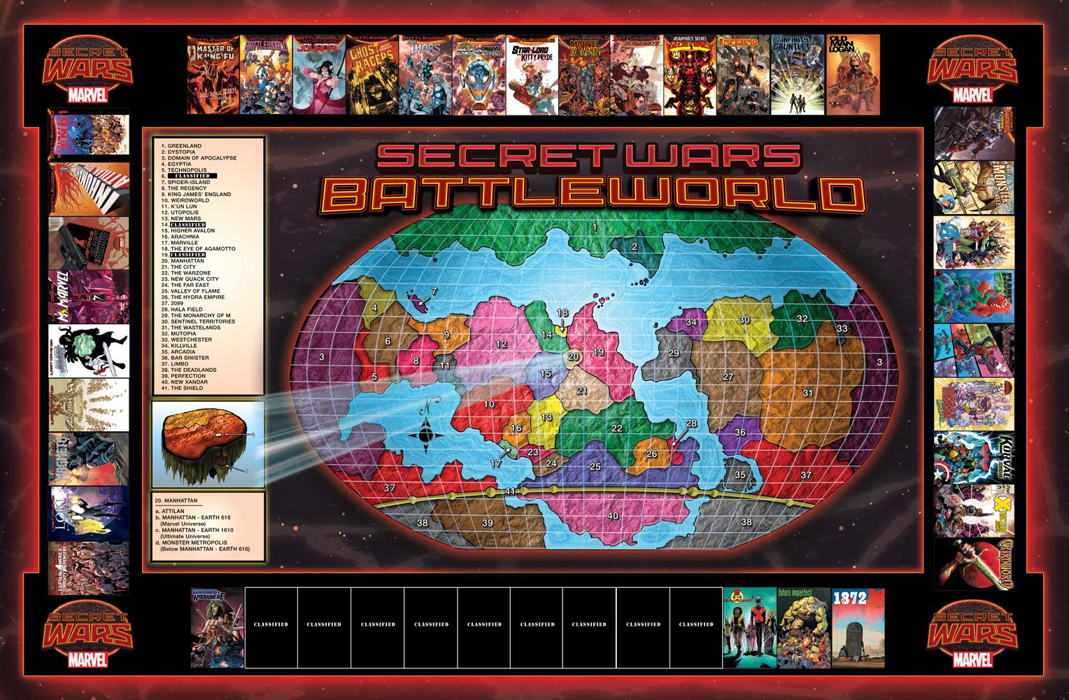 [MARVEL] Publicaciones Universo Marvel: Discusión General - Página 5 BATTLEBOARD