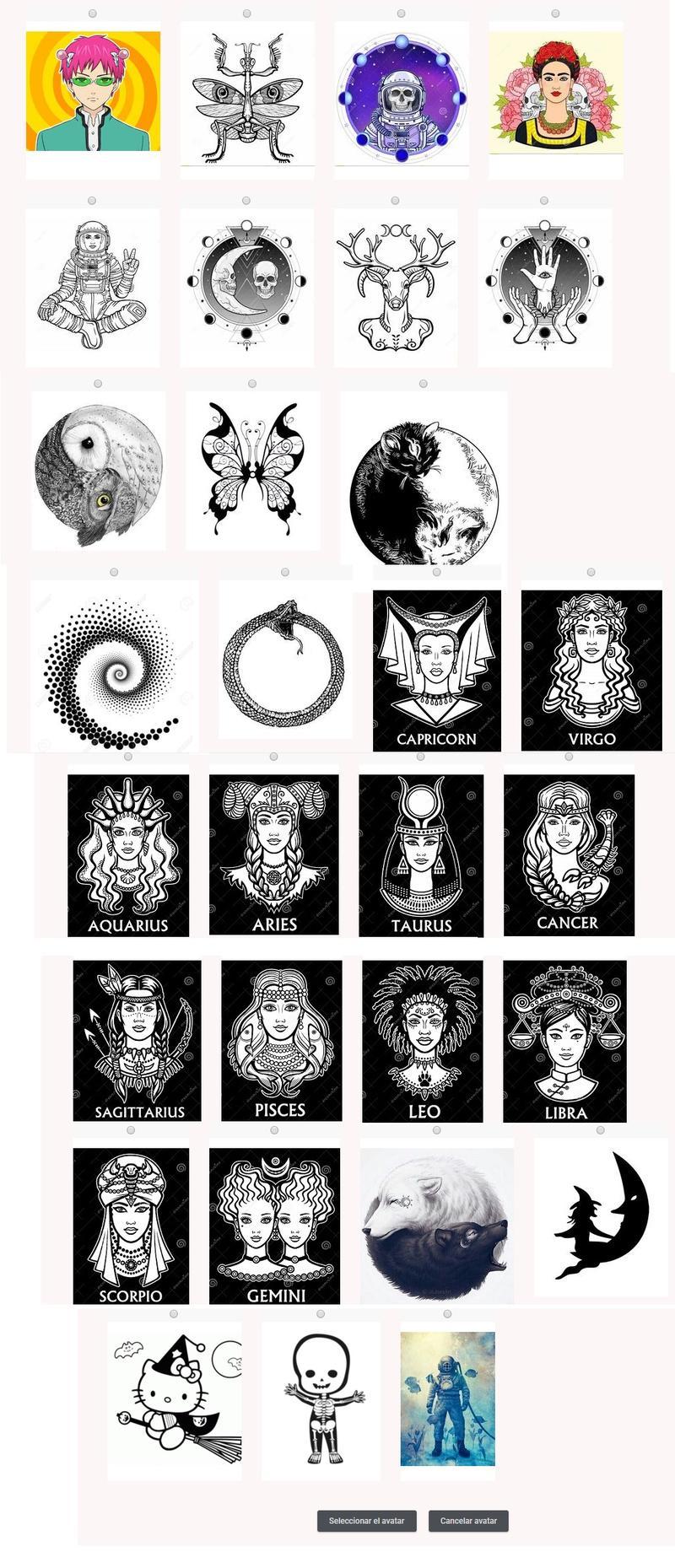 Galería de avatares del foro 1c57a5bf9738b8b818a3a1a3bf7efa46