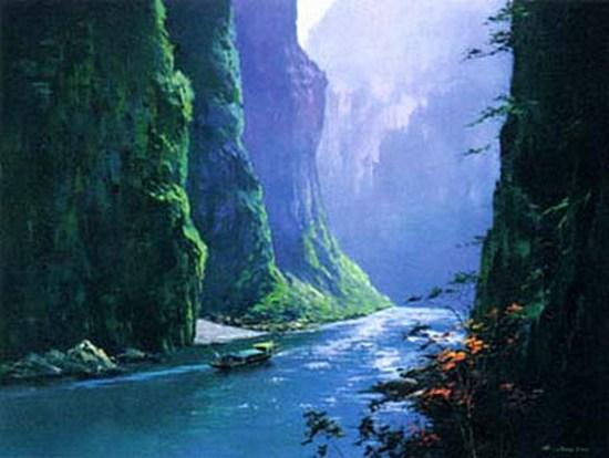 Phong cảnh & Hội Họa 550_414
