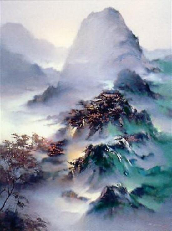 Phong cảnh & Hội Họa 550_738