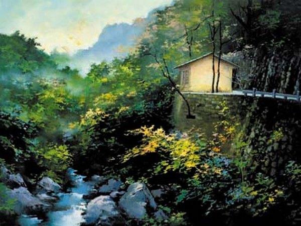 Phong cảnh & Hội Họa 600_450